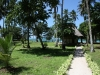 Ferienhaus Kenia Weg zum Strand