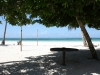 Ferienhaus Kenia Blick auf den Strand